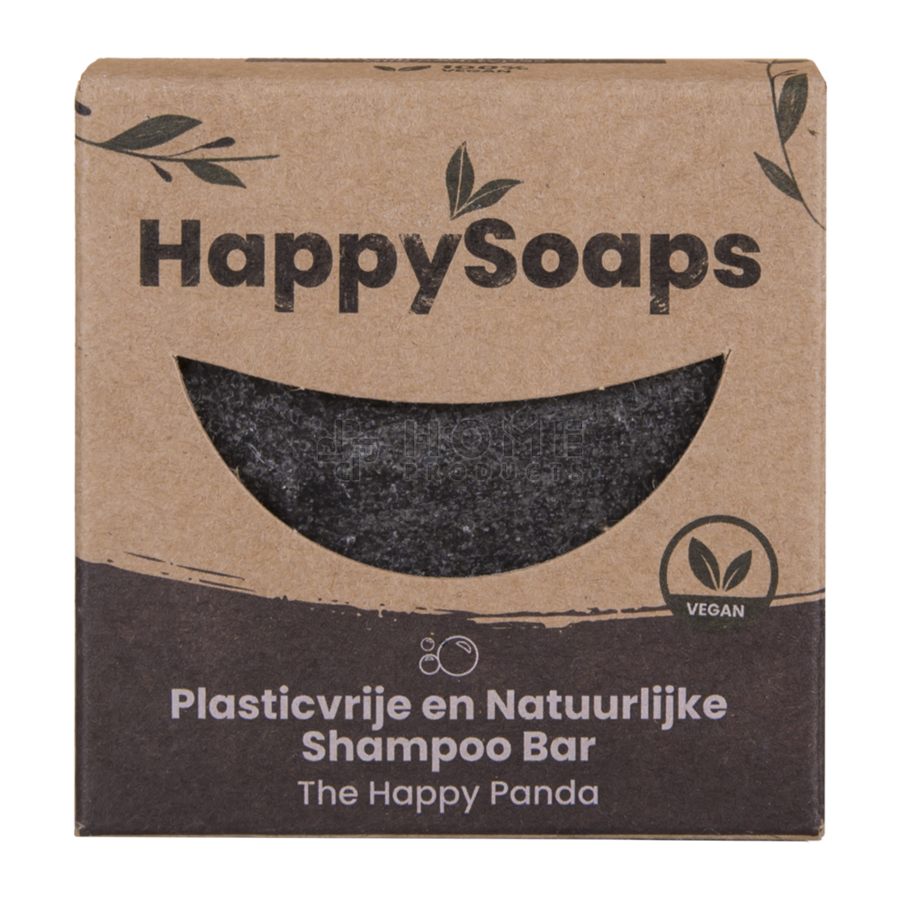 The Happy Panda Shampoo Bar, 70 gram